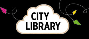 City Library black bg