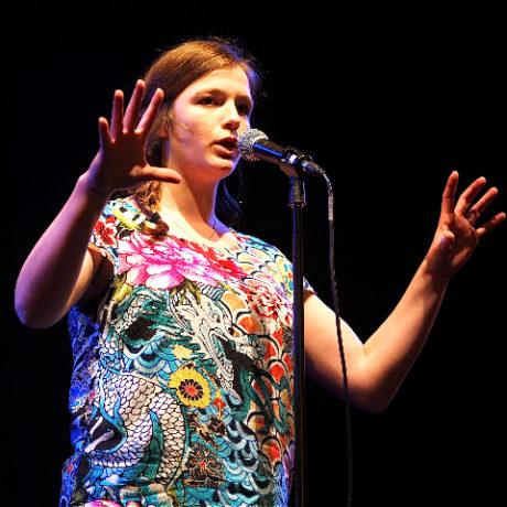 Amy Watson – winner 2014