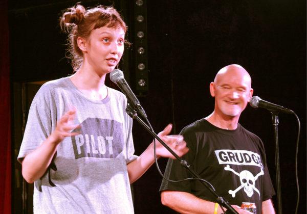 Gemma Boyd & Kami